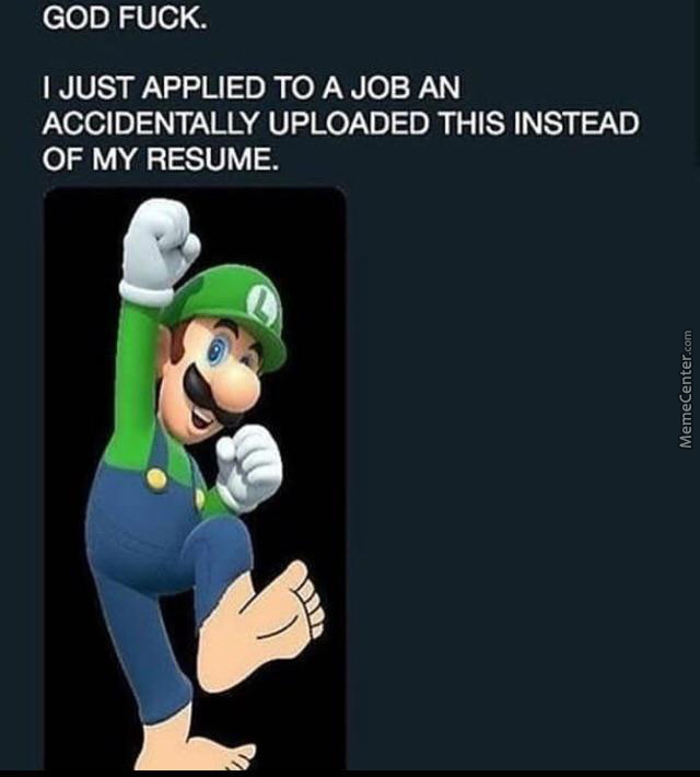Hired.
