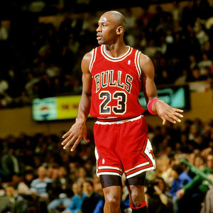 His airness mj