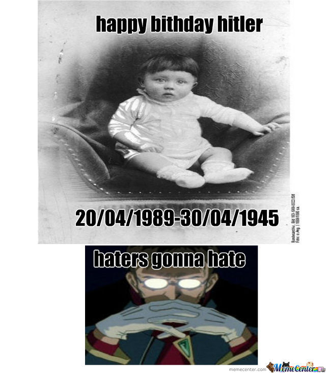 List Of Synonyms And Antonyms Of The Word Hitler S Birthday