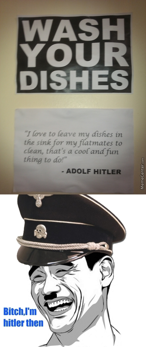 Hitler Drank Water,so Drinking Water Will Make You Like Hitler