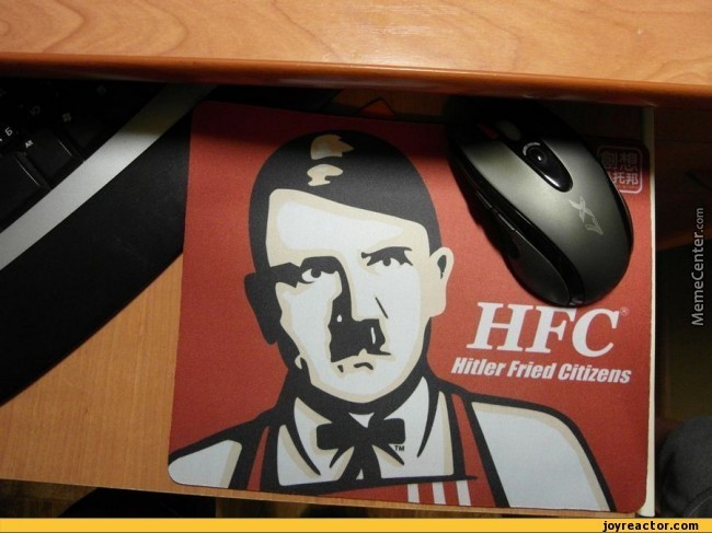Funny Kfc People: Hitler Fried Citizens By Robertormx