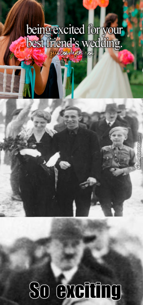 Hitler Is Not Amused
