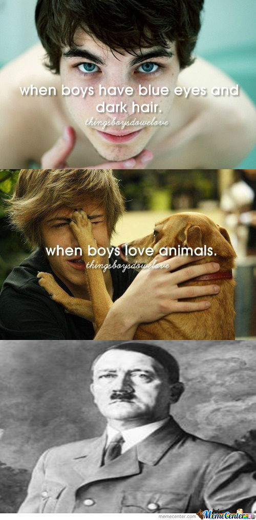Hitler Loved His Dog
