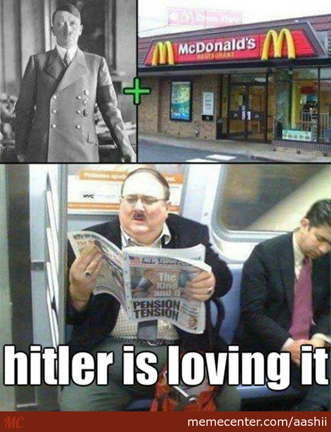Hitler Will Take Train Today