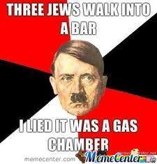 Hitler, You So Funny