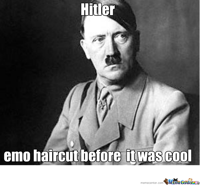 Hitler By Eleptic Meme Center
