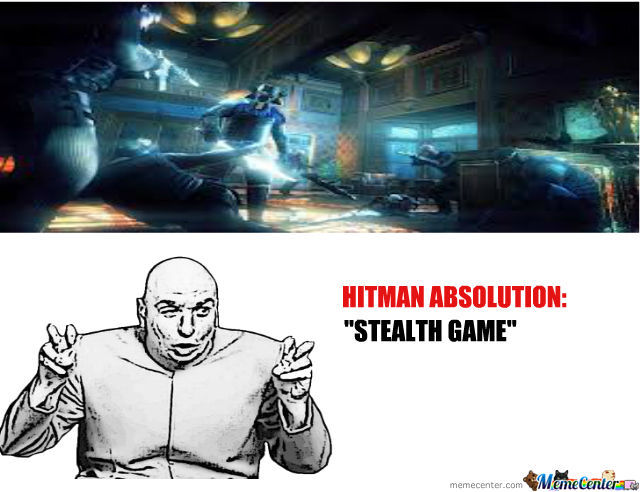 Hitman Absolution By Paul55555 Meme Center