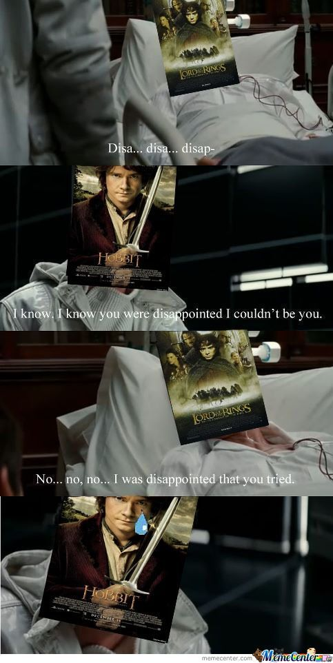 Hobbit Inception