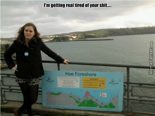 Hoe Foreshore