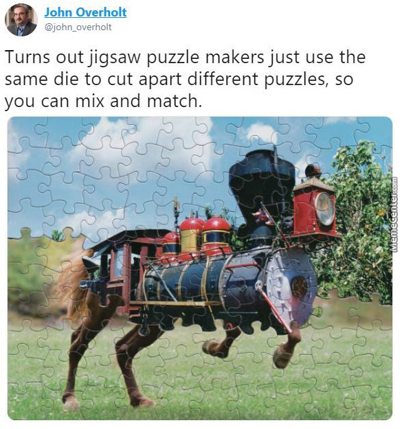 Hol Up, So You Can Basically Photoshop With Puzzles? In A Limited Way Though Kinda