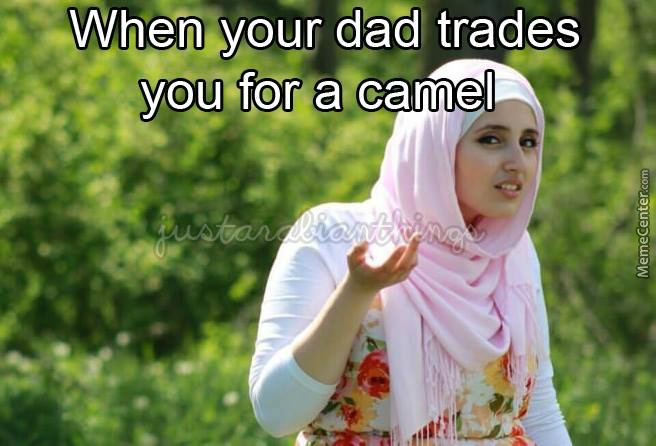 Hold On! It's Was For Two Camel