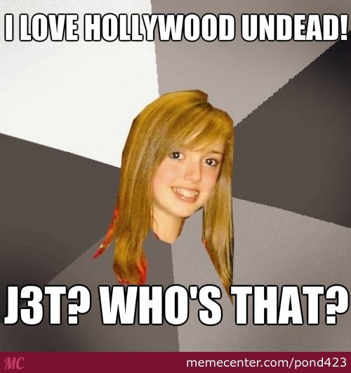 Hollywood Undead Fans' Greatest Nightmare