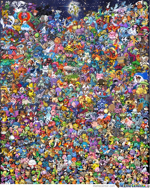 Holy Crap, Where's Waldo