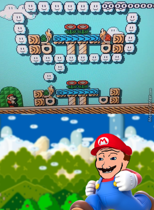Holy Shit Mario Maker Is Deep Eff