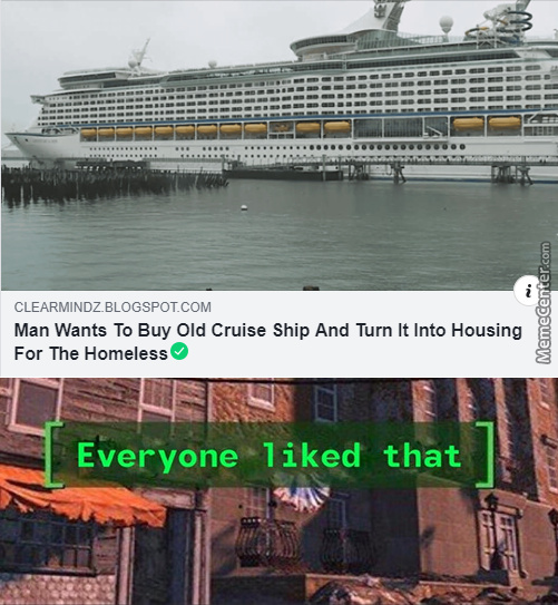 Home Is Where The Hull Is