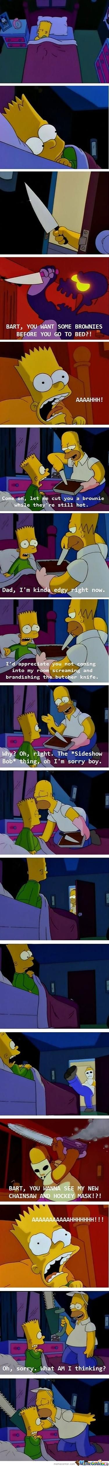 Homer Simpson - The Original Troll Dad