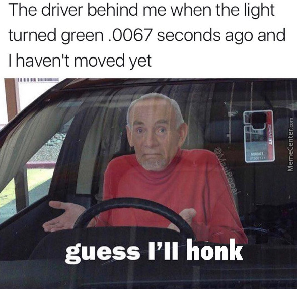 Honkers Gonna Honk