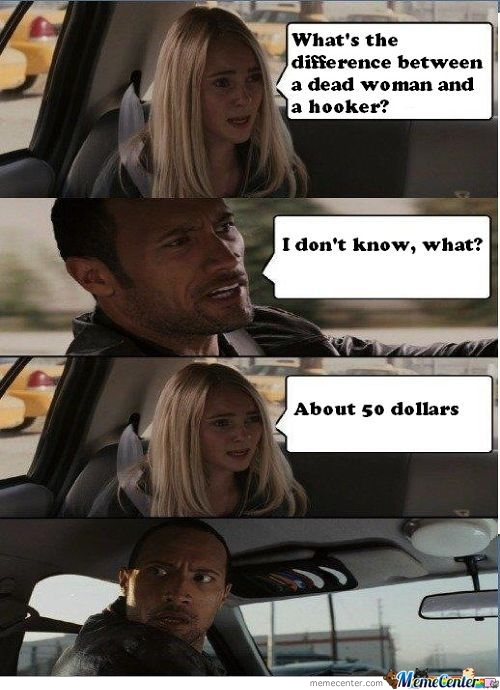 Hookers And Dead Chicks