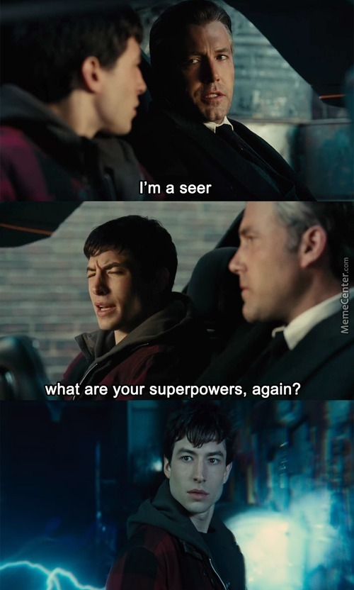 Hope Justice League Will Be Awesome