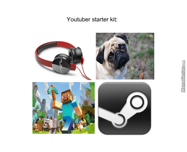 """Hope That """"starter Kit"""" Meme Doesn't Get Old And Boring"""