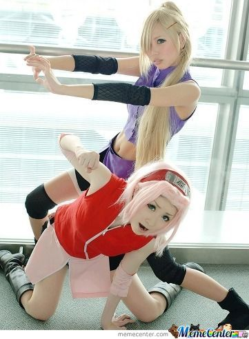 Hot Naruto Cosplay
