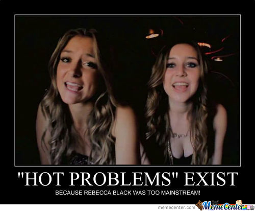 ''hot Problems''