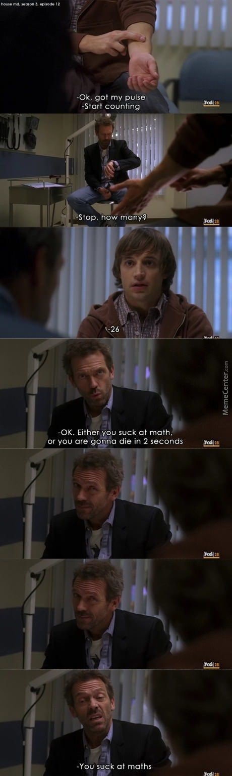House Diagnoses