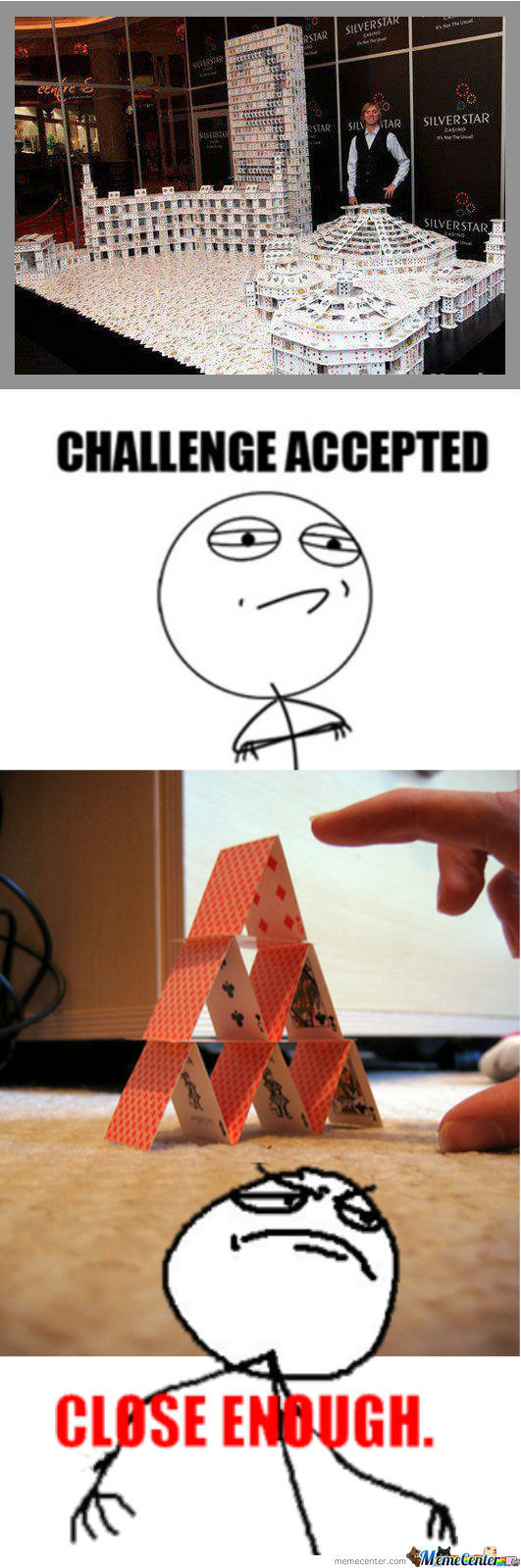 House Of Cards Like A Boss