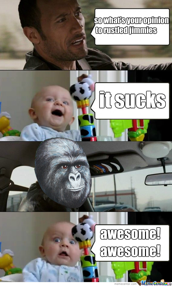 How Are Your Jimmies?
