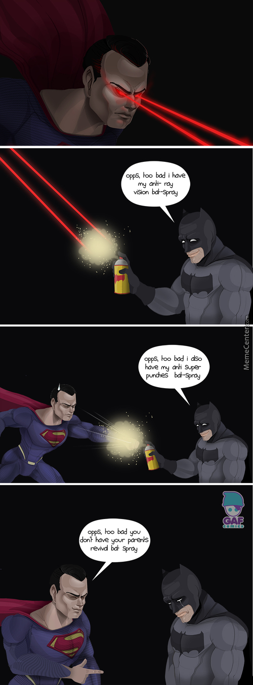How Batman V Superman Will Play Out