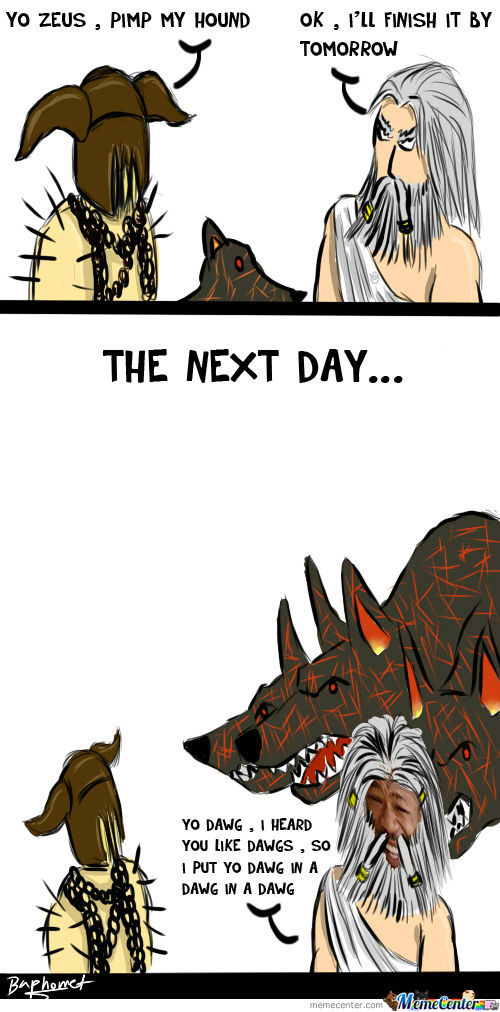 How Cerberus Was Created