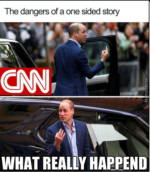 How Cnn Tells The Story And How It Really Is
