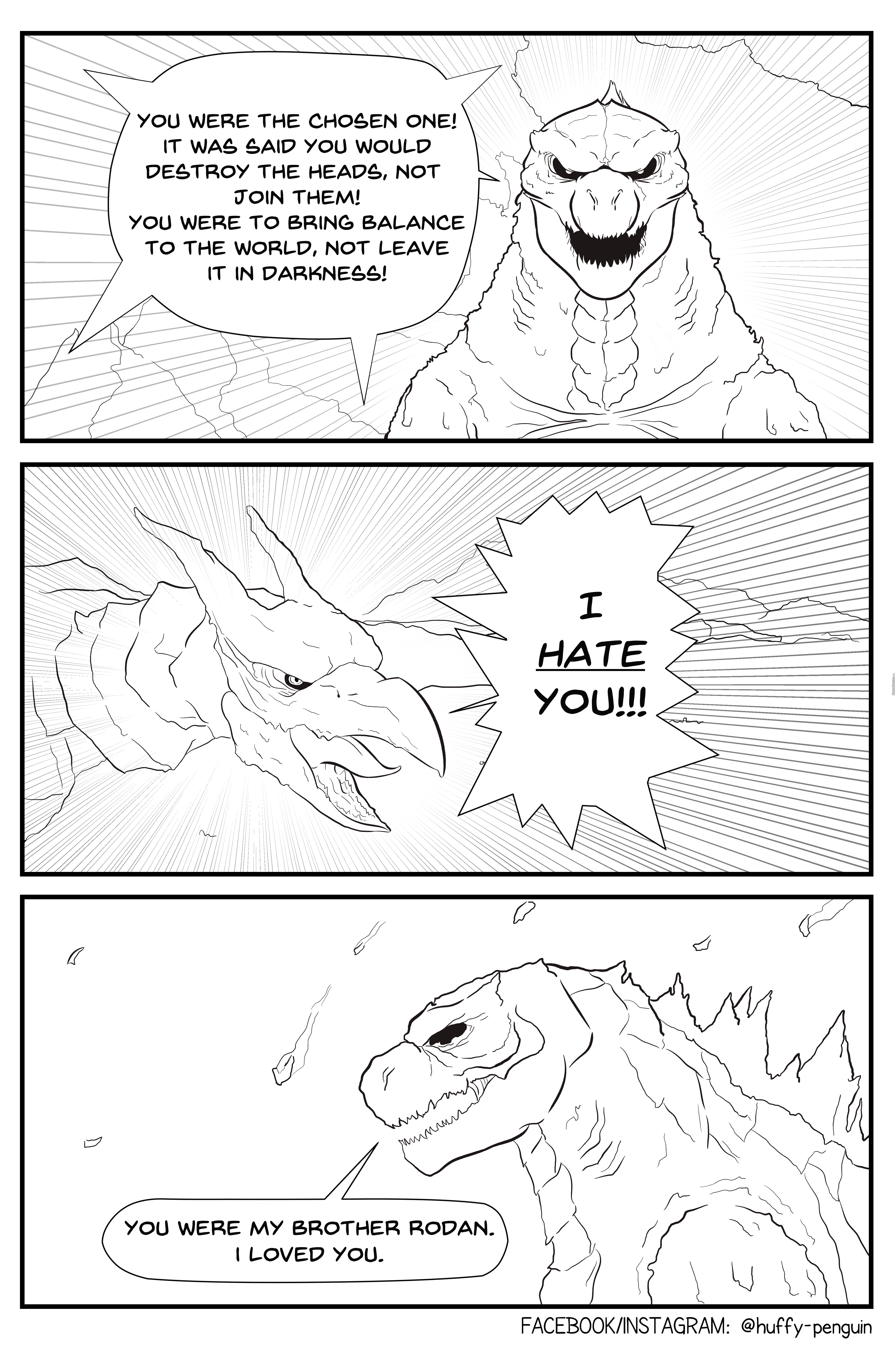 How Godzilla King Of The Monsters Should've Played Out