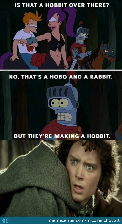 How Hobbits Are Made