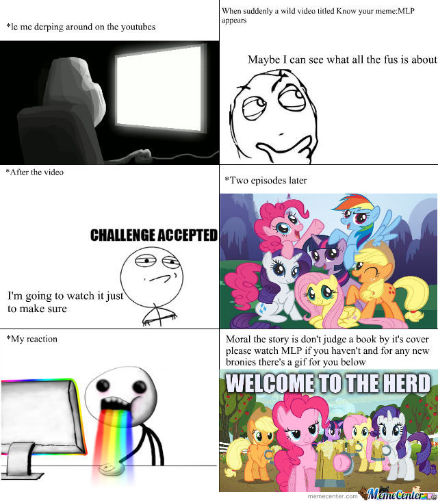 How I Became A Brony