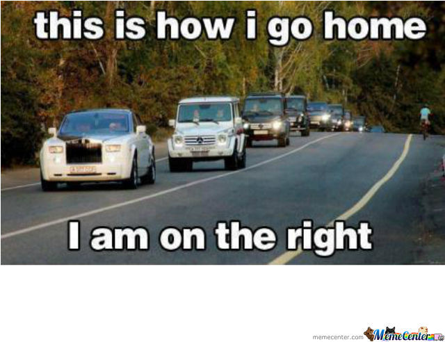 How I Go Home