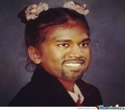 How I Imagine North West Will Look Like