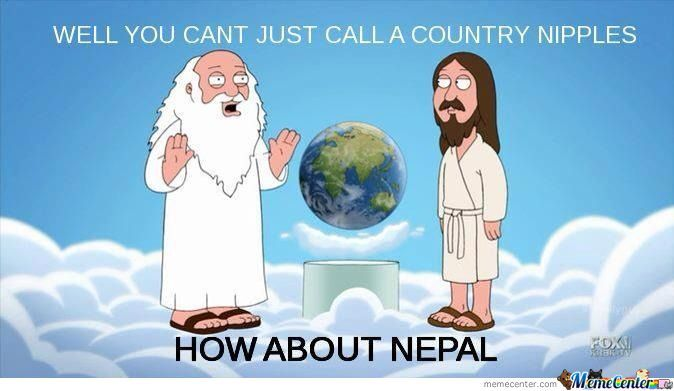 How Nepal Got It's Name.