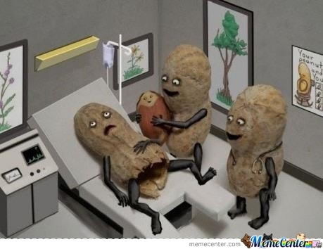 How Nuts Are Born