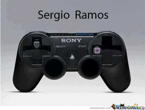 How Ramos Play Soccer