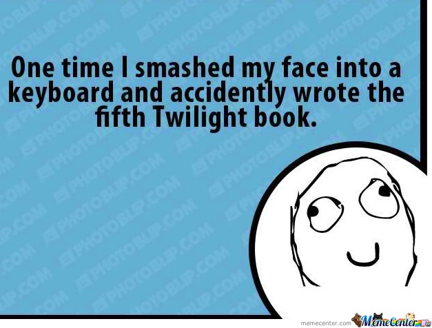 How The 5Th Twilight Book Was Made