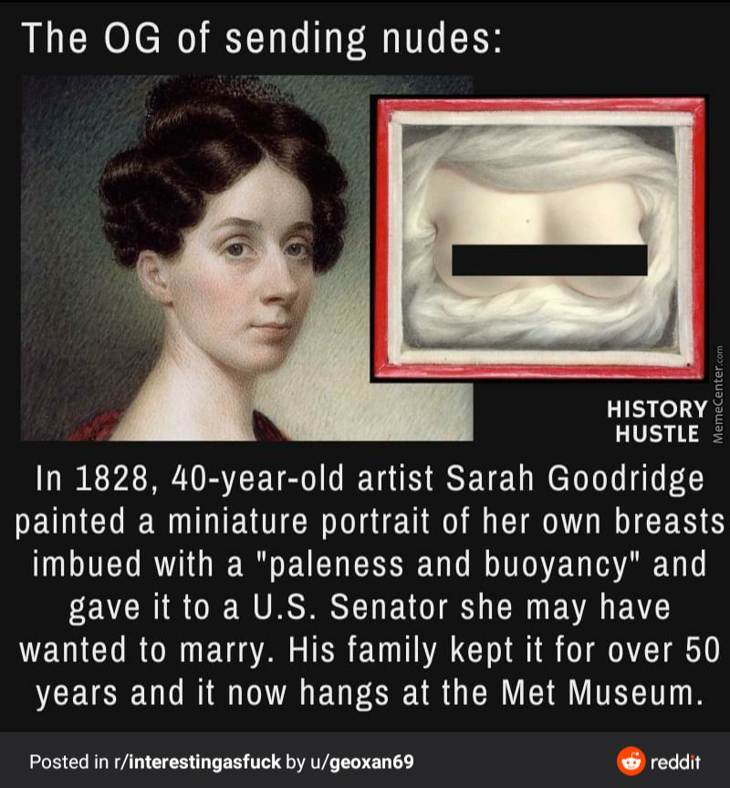 How They Used To Send Nudes