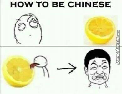 How To Be Chinese