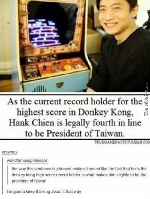 How To Become President Of Taiwan