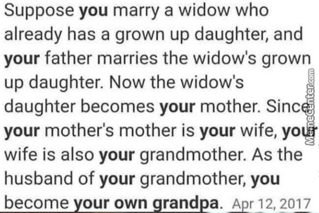 How To Become Your Own Grandpa
