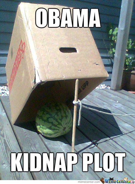 How To Catch An Obama