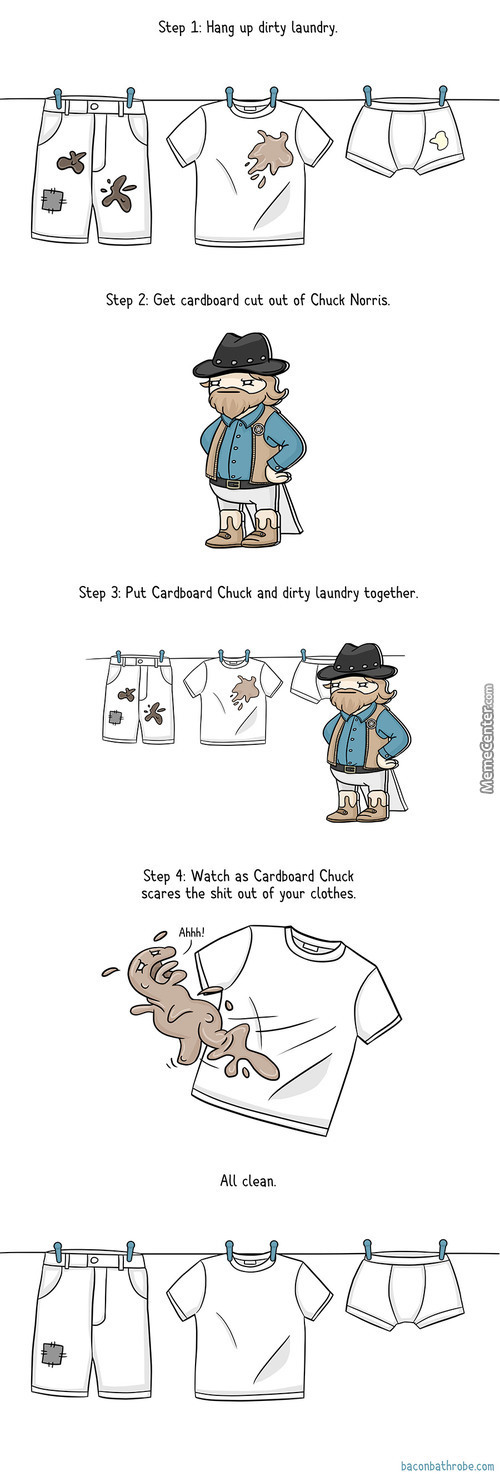 How To Clean Your Laundry