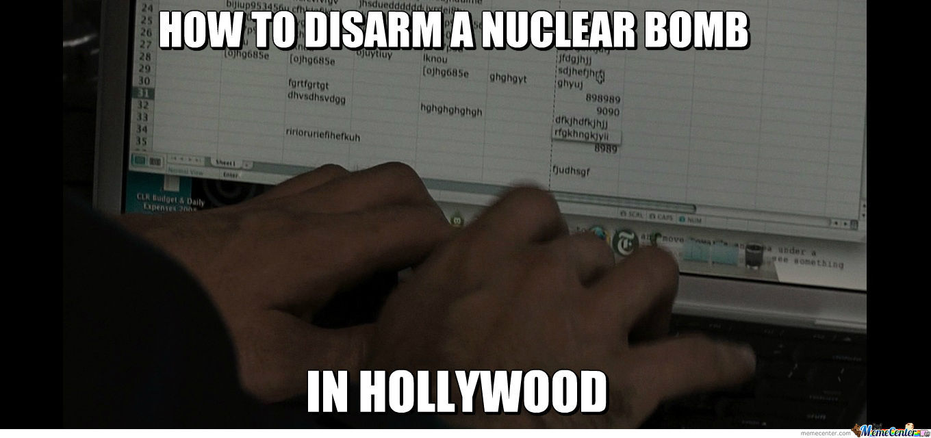 How To Disarm A Nuclear Bomb