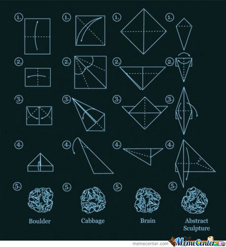 How To Do Origami