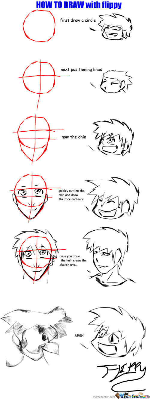 How To Draw With Flippy